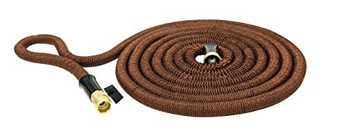 Big Boss Super Strong Copper Xhose - High Performance Lightweight Expandable Garden Hose with Brass Fittings, 75'