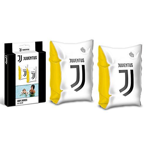 Mondo Toys – F.C. Juventus Arm Bands – Apoyabrazos de Seguridad para niños – Material PVC – Apto para niños de 2 a 6 años con Peso 6 – 20 kg – 16864