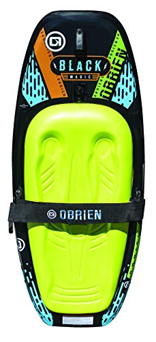O'Brien Black Magic Kneeboard w/Handle Hook