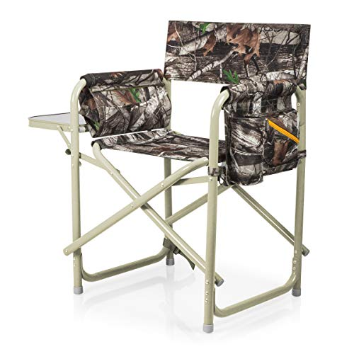 ONIVA - a Picnic Time brand Outdoor Directors Chair Campingstuhl, Camouflage