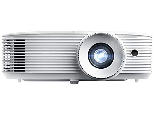 Optoma X412 XGA DLP Professional Projector | High Bright 4200 Lumens | Business Presentations, Classrooms, and Meeting Rooms | 15,000 Hour Lamp Life | Speaker Built In