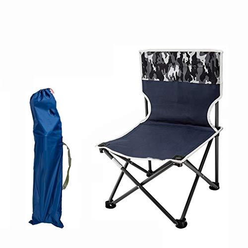 LCHAIR Tabouret De Pêche avec Dossier, Ultra-léger Portable Puissant Ergonomie Compact Chaise Pliante (Couleur : Color 2, Taille : M)