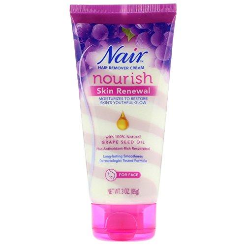 Nair Nair Hair Remover Nourish Skin Renewal Face 3 Ounce 88ml