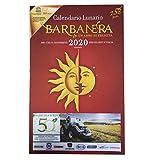 BARBANERA Calendario LUNARIO 2020 AGRICOLA SORDI