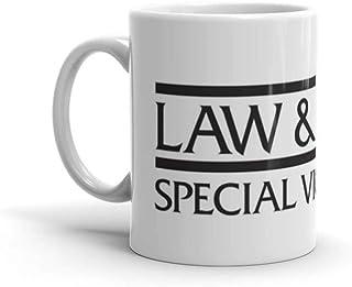 calanaram SVU Logo 1 law and order svu 11Oz Ceramic Coffee Mugs 2586366319936
