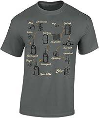 Camiseta: como Hacer Cerveza/T-Shirt
