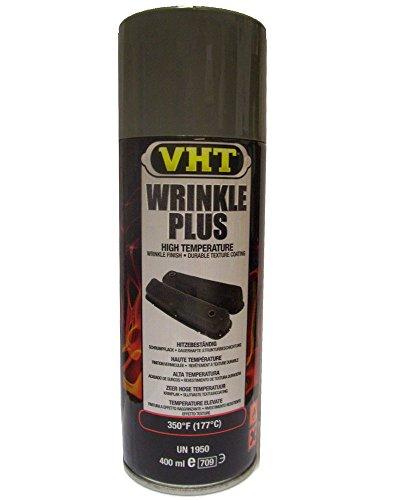VHT GSP205 Schrumpflack Grau Wrinkle Plus hitzebeständig bis 177°C (EUR 37,25/L)