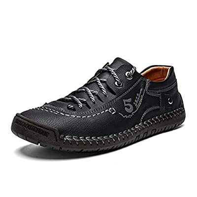 FiveStoresCity Mens All-Season Leather Loafers ...