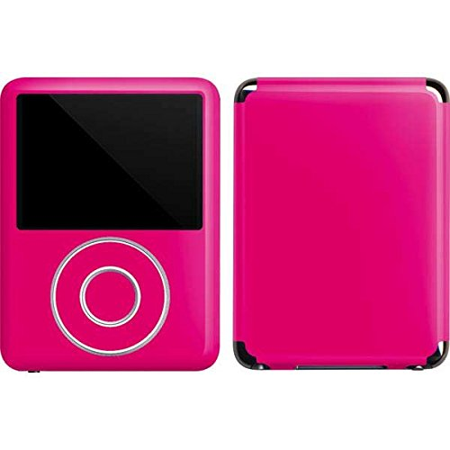 Skinit Protective Skin for iPod Nano 3G (HOT Pink)