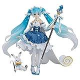Factorydiy Figuras Anime Baratas Modelo de Anime Hatsune Miku Figura de acción PVC Muñeca Decoración Juguete de...