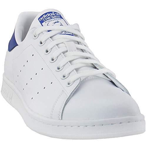 adidas Mens Stan Smith Casual Sneakers, White, 8