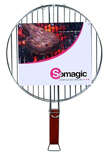 Somagic SO400320 Grille Double Diamètre 41 cm
