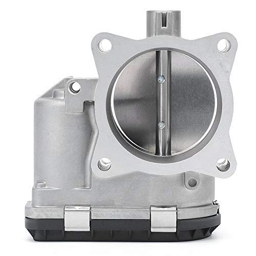 NANA-AUTO Conjunto de Cuerpo del Acelerador electrónico Diesel de 57 mm 0280750520 8692720 0281002701 TB3152 para S60 S80 V60 V70