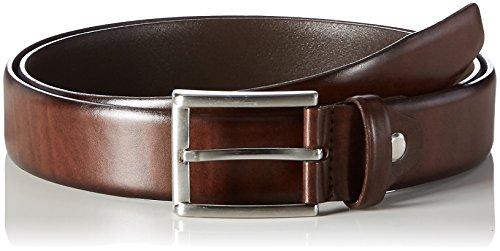 MLT Belts & Accessoires - London, Cintura Uomo, marrone (brown 6000), 105 cm