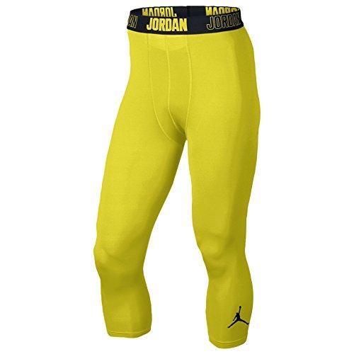 NIKE Heren Leggings 23 Alpha Dry 3/4 Tight Serie Michael Jordan