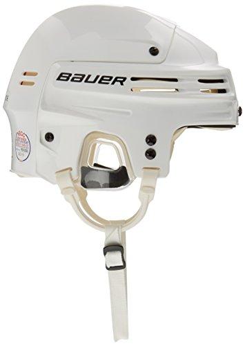 Bauer Erwachsene Helm 4500, Weiß, M