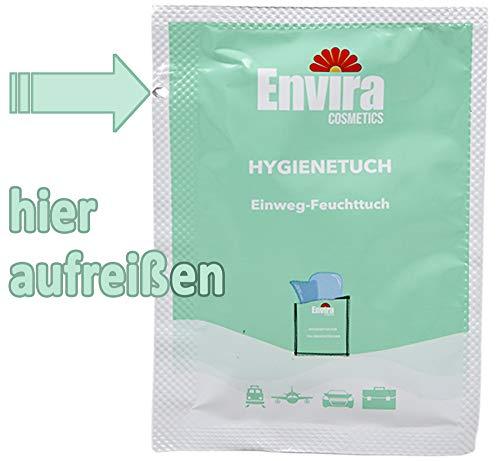 ENVIRA 10er Pack HYGIENETÜCHER - 5