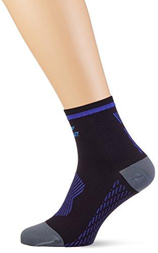 Sportlast PRO Calze di Compressione, Nero/Blu, S