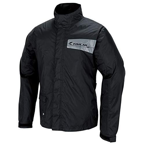 RSタイチ(アールエスタイチ)バイク用レインスーツ ブラック (XL) レインバスター レインスーツ RSR046