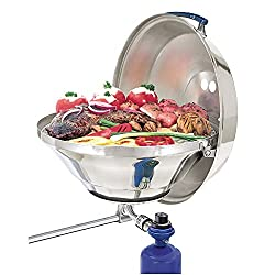 Marine Kettle Boat Gas Grill