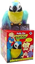 Polly the Insulting Parrot - Funny talking animal animatronic