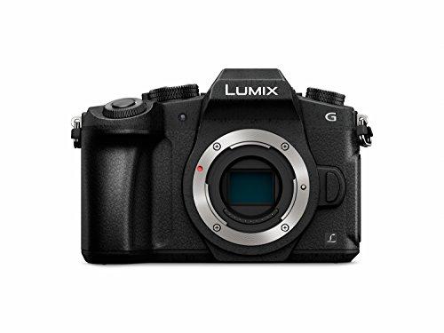 Panasonic dmc-g80ef-k cámara DSLM 16,84Mpx, Color Negro - [Versión importada]