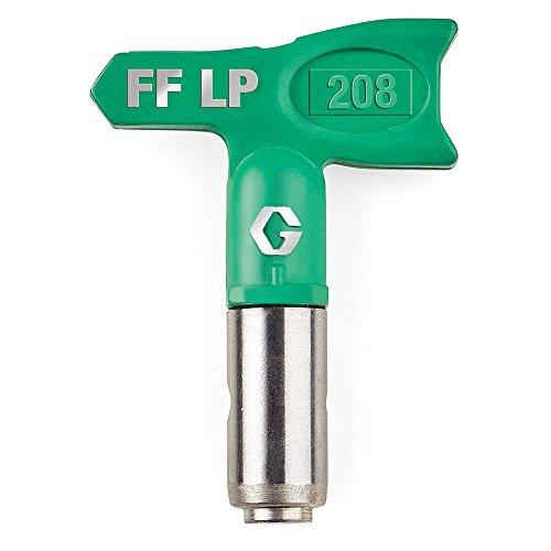 Graco FFLP208 Fine Finish Low Pressure RAC X Reversible Tip for Airless Paint Spray Guns