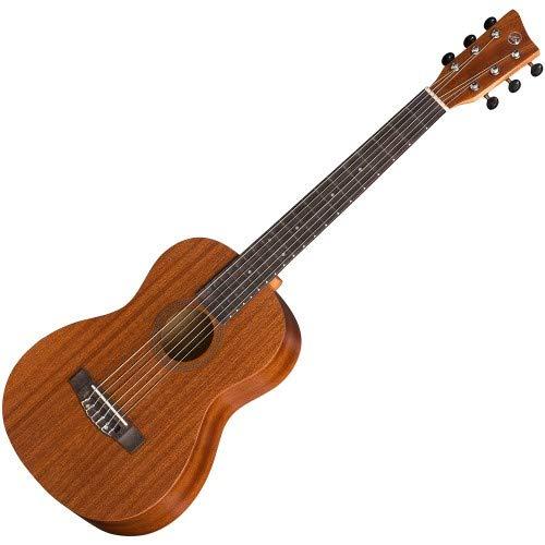 GEWA Guitarlele Manoa K-GL Sapelli - Funda para guitarra (con funda), color mate