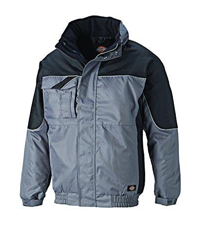 Dickies Winterjacke Industry 300 grau/schwarz GBK3XL, IN30060