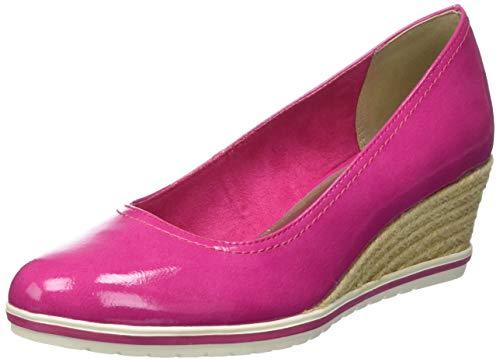 Tamaris Damen 1-1-22441-22 639 Pumps, Pink (Pink Patent 639), 38 EU