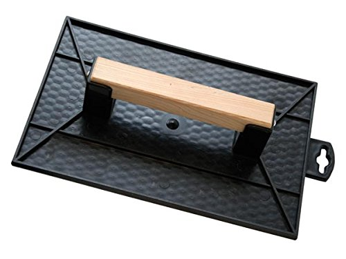 TOOLLAND – Hed101270 Platoir à lisser, Noir, 270 mm x 170 mm