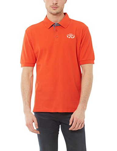 Ultrasport Fort Lauderdale Strood Polo Homme, Orange, XXX-Large