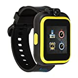 🔹CUSTOMIZABLE CLOCK FACES - This fully functional kid's smartwatch has a stopwatch, alarm, timer, calendar, wallpaper, and a settings feature to help customize their watch face to their most-loved superhero screen. 🔹VARIOUS BATMAN DESIGNS - So many p...