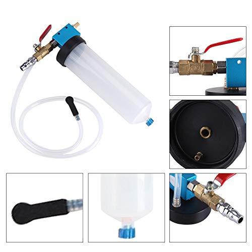 xnbnsj Kit de purgador de líquido para Sistema de Frenos automáticos, Herramienta de Repuesto para Cambio de Aceite de Coche, Bomba de Aceite de Embrague hidráulico, Azul