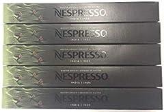 NESPRESSO Espresso India - 50 Cápsulas