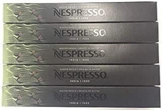 Mejor Nespresso Capsules India de 2020 - Mejor valorados y revisados