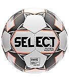 SELECT Master Ballon de futsal  I Blanc/Orange/Noir I official size