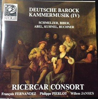 Deutsche Barock Kammermusik IV