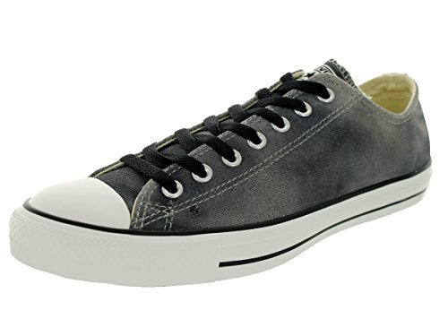 Converse Unisex Chuck Taylor? All Star? Tie Dye Suede Ox Old, Silver, Size 6.0