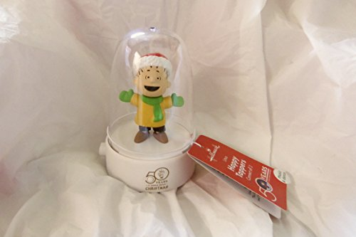 Hallmark Linus Happy Tapper Peanuts 50th Anniversary