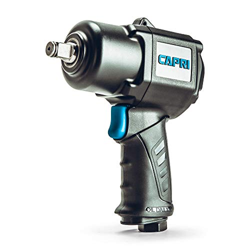 Capri Tools 1/2 in. Twin Power Air Impact Wrench, 1000 ft. lbs. (CP35205)