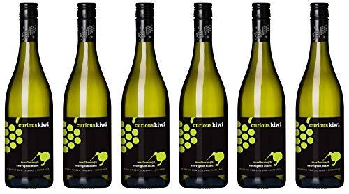 6x Marisco Curious Kiwi Sauvignon Blanc 2019 - Weingut Marisco, Marlborough - Weißwein