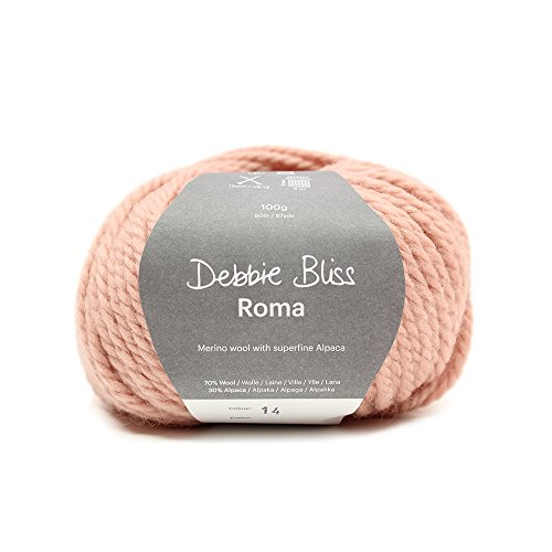 Debbie Bliss Roma, Rose