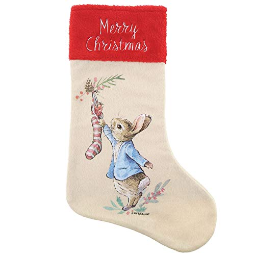 Scopri offerta per Beatrix Potter Calza di Natale, Feltro, Multicolore, Taglia Unica