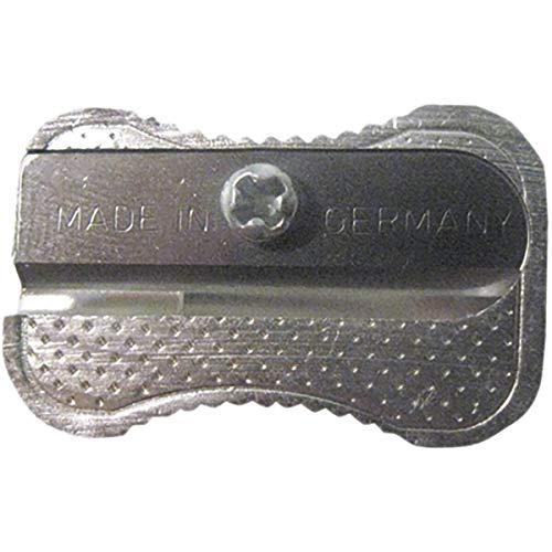Derwent Metal Pencil Sharpener, Manual, Professional Quality, 700233