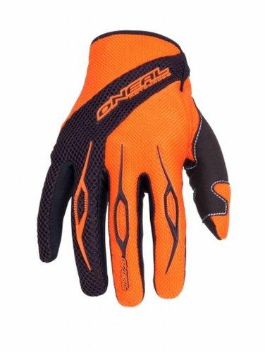 CrossFun O´Neal Motocross MX Handschuhe Element Racewear Orange Gr. XXL
