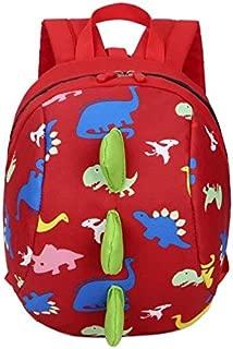 Yuziyu Kids Backpack Toddler Kids Bag Anti-Lost Backpack Cute Dinosaur Backpack Design for Kids