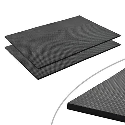SengentoStyle Vloermat anti-slip 18 mm 1,2x0,8 m rubber kiezel