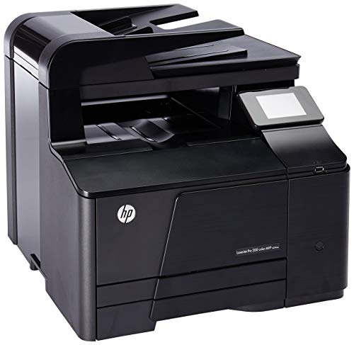 HP Laserjet Pro 200 M276nw All-in-One Color Printer (Old Version) (Renewed)