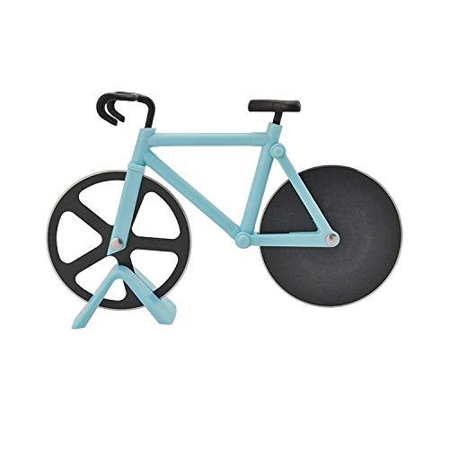 Cortapizzas,Bicicleta Cortador De Pizza Creativo Acero Inoxidable ...